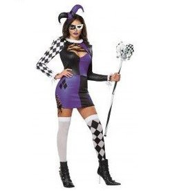 California Costumes *COSTUME ADULTE JESTER SEXY