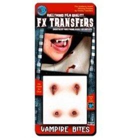 TINSLEY PROTHESE FX TRANSFERS - VAMPIRE BITES