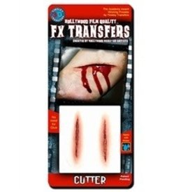 TINSLEY PROTHESE FX TRANSFERS - COUPURES