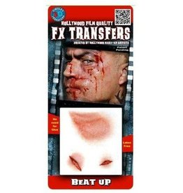 TINSLEY PROTHESE FX TRANSFERS -BEAT UP