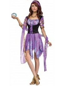 FUN WORLD COSTUME ADULTE GIPSY MAGIQUE