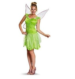 Disguise *COSTUME ADULTE FEE CLOCHETTE CLASSIQUE / TINKERBELL
