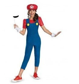 Disguise COSTUME ADO MARIO FÉMININ