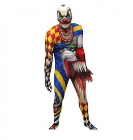 MORPHSUITS COSTUME MORPHSUIT CLOWN