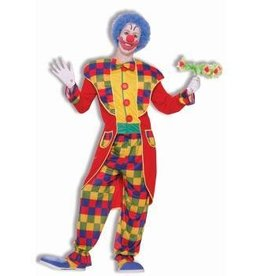 Forum Novelty COSTUME ADULTE CLOWN TUXEDO