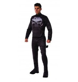 RUBIES COSTUME ADULTE PUNISHER DELUXE