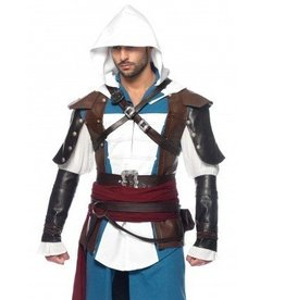 Leg Avenue *COSTUME ADULTE EDWARD KENWAY ASSASSIN'S CREED