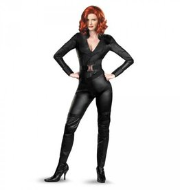 Disguise COSTUME ADULTE BLACK WIDOW
