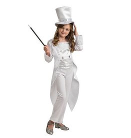 RUBIES COSTUME MAGICIENNE BLANCHE