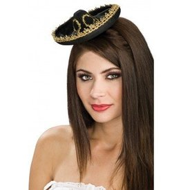 RUBIES Mini Chapeau Sombrero