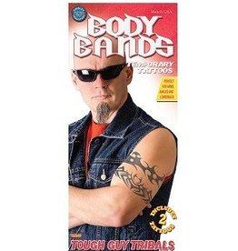 TINSLEY BODY BANDS - TOUGH