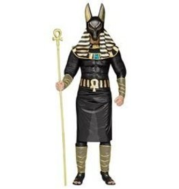 FUN WORLD COSTUME ADULTE ANUBIS (6' - 200 LBS) - STD
