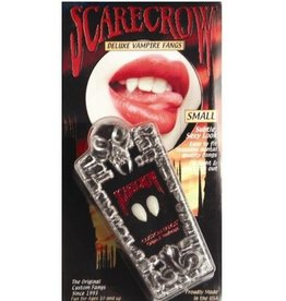 SCARECROW FANGS SCARECROW - SMALL FANGS CLAM SHELL