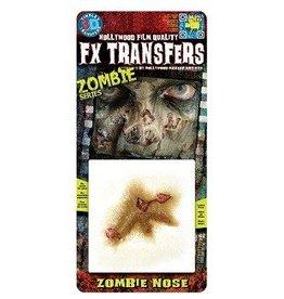 TINSLEY PROTHESE FX TRANSFERS - ZOMBIE NEZ
