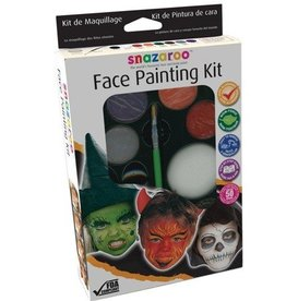 SNAZAROO SNAZAROO - KIT DE MAQUILLAGE HALLOWEEN