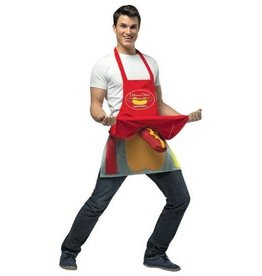 Rasta Imposta COSTUME ADULTE VENDEUR HOT DOG STD