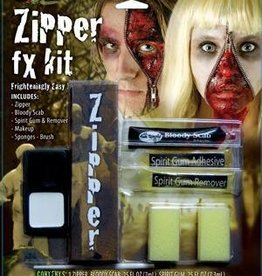 FUN WORLD PROTHESE DE LATEX FX - KT ZIPPER FACE
