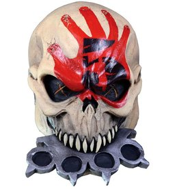 TRICK OR TREAT STUDIOS TT STUDIOS - MASQUE ''KNUCKLE HEAD'' 5 FINGER DEATH PUNCH