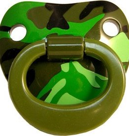 BILLY BOB SUCE BILLY BOB PACIFIER - CAMOUFLAGE