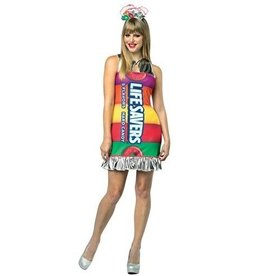 Rasta Imposta COSTUME ADULTE LIFESAVERS - STD
