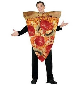Rasta Imposta *COSTUME ADULTE PIZZA - STD