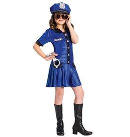 FUN WORLD COSTUME ENFANT CHEF DE POLICE