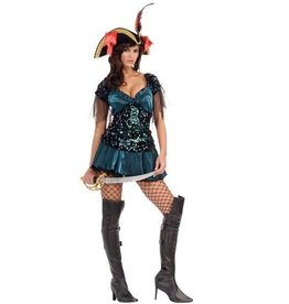 RUBIES COSTUME PIRATE DES HAUTES MERS