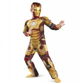Disguise COSTUME ENFANT IRON MAN 3