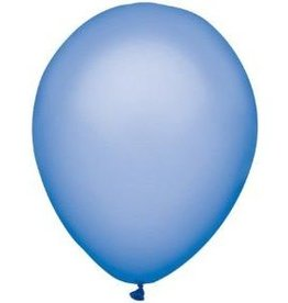 Party Mate SAC DE BALLONS LATEX 11' BLEU NÉON SAC DE 10