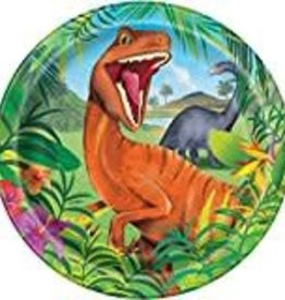 Unique ASSIETTES 9PO DINOSAURES (8)