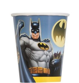 Unique VERRES 9OZ (8) - BATMAN