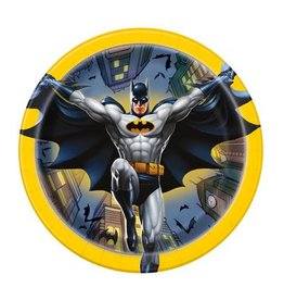 "Unique ASSIETTES 7"" (8) - BATMAN"