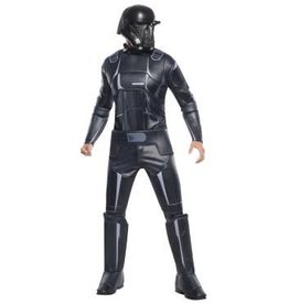 RUBIES COSTUME ADULTE DEATH TROOPER DELUXE - STD
