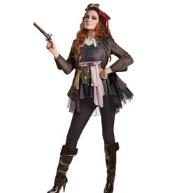 Disguise COSTUME ADULTE JACK SPARROW FEMME - PIRATE DES CARAIBES