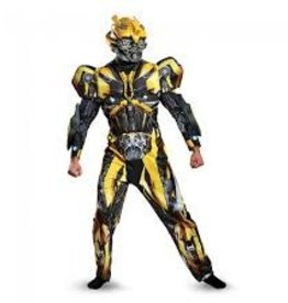 Disguise COSTUME ADULTE TRANDFORMERS DELUXE - BUMBLEBEE