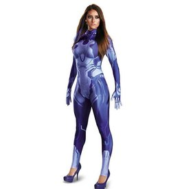 Disguise *COSTUME ADULTE FEMME HALO - CORTANA