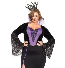 Leg Avenue COSTUME ADULTE REINE MALÉFIQUE -