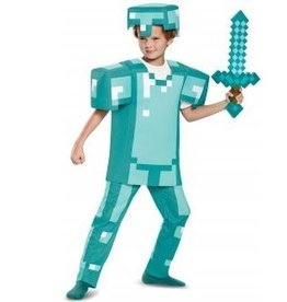 Disguise COSTUME ENFANT MINECRAFT DELUXE - ARMURE