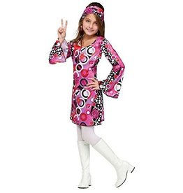 FUN WORLD COSTUME ENFANT FEELIN' GROOVY