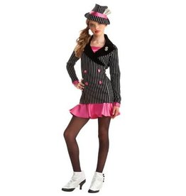RUBIES COSTUME ADO FILLE GANGSTER
