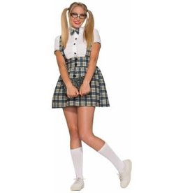 Forum Novelty COSTUME ADULTE FILLE NERD