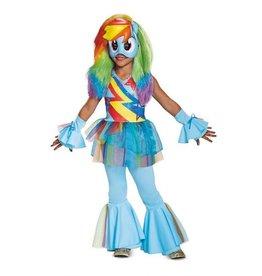 Disguise COSTUME ENFANT RAINBOW DASH - MA PETITE POULICHE
