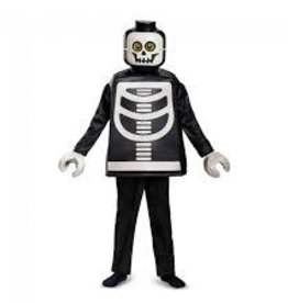 Disguise COSTUME ENFANT LEGO DELUXE - SQUELETTE -