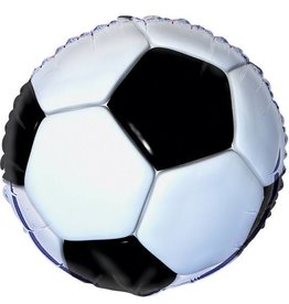 "Unique BALLON MYLAR 18"" - SOCCER"