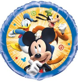 Unique BALLON MYLAR 18' - MICKEY MOUSE