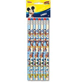 Unique CRAYONS DE PLOMB (8) - MICKEY MOUSE