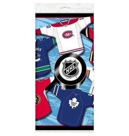 Unique NAPPE EN PLASTIQUE 54X84 - NHL