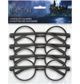 Unique ENSEMBLE DE 4 LUNETTES HARRY POTTER
