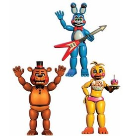 Forum Novelty DÉCOUPAGES FIVE NIGHT AT FREDDY'S (3/PQT)