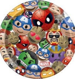 Unique ASSIETTES 7PO MARVEL KIDS (8)
